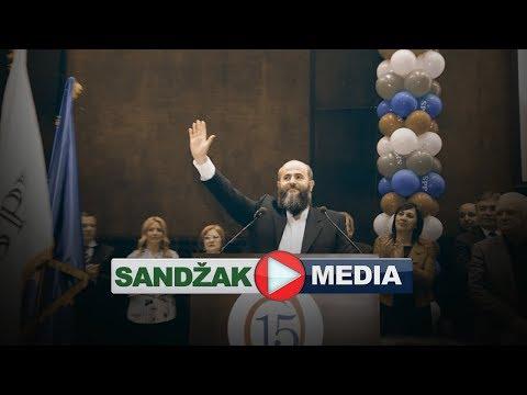 """ZAVRŠNA KONVENCIJA liste """"dr. Muamer Zukorlić – Stranka pravde i pomirenja"""""""
