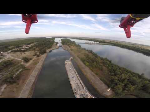 река Дон Июль 2014 (видео)