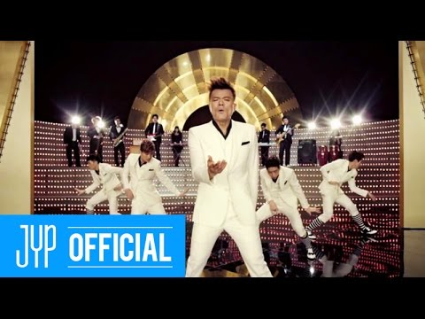 JY - [M/V] J.Y. Park - You're the one (Dance Ver.)