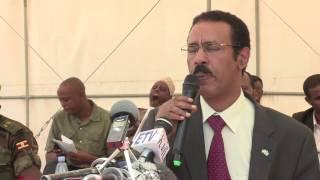 Ethiopian Ambassador To Somalia Reacts To Ethiopian Troops Joining AMISOM