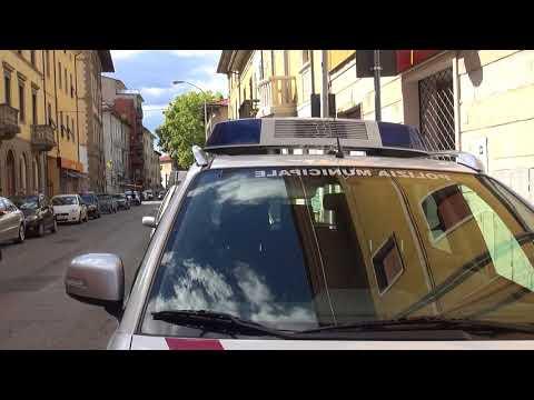 Arezzo, daspo urbano e forze speciali per garantire la sicurezza