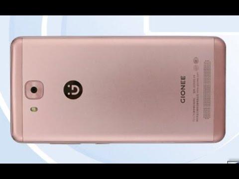 Gionee F5 with Metal body, 4000mAh Battery, 4GB RAM, Octa-Core CPU, Fingerprint Sensor