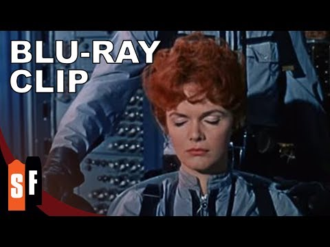 The Angry Red Planet (1959) - Clip 2: Dr. Iris Ryan's Memory Recall (HD)