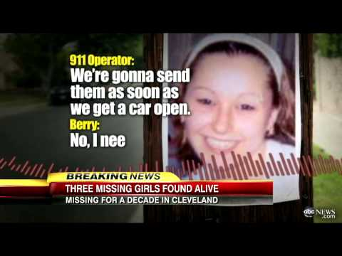 cleveland - With the aid of a neighbor Amanda Berry broke free from a home where she was held captive. *More: http://abcn.ws/YrSYnQ.
