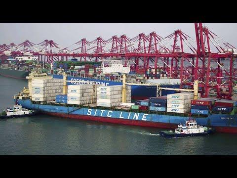 China: Gegenmaßnahmen auf us-amerikanische Zölle ange ...