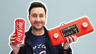 Video La 1ère Console de Coca-Cola ! MP3, 3GP, MP4, WEBM, AVI, FLV Oktober 2017