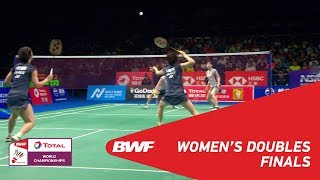 Download Video WD | MATSUMOTO/NAGAHARA (JPN) [11] vs FUKUSHIMA/HIROTA (JPN) [2] | BWF 2018 MP3 3GP MP4