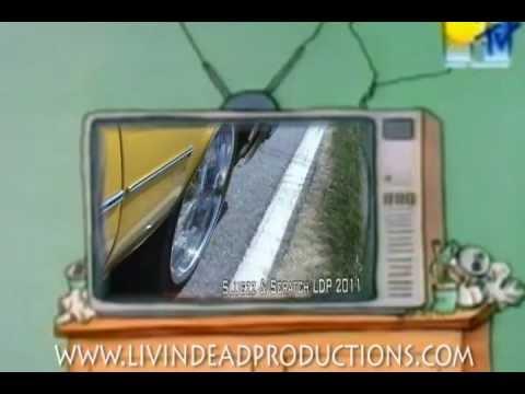 Beavis and Butthead watch like this & like that (видео)