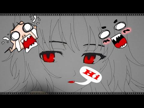 Manga Augen zeichnen lernen [HD] Speedart for the win:-)
