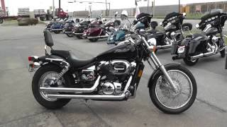 10. 011374 - 2006 Honda Shadow Spirit VT750DCA - Used motorcycles for sale