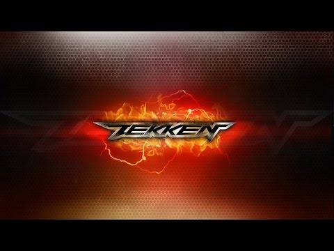 Tekken 1 Game full movie (Mishima saga) HD