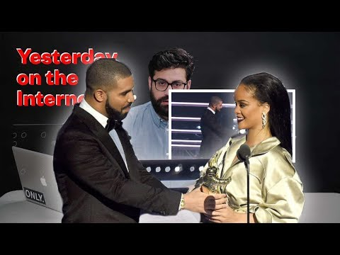 Drake And Rihanna Were (Maybe) In Love