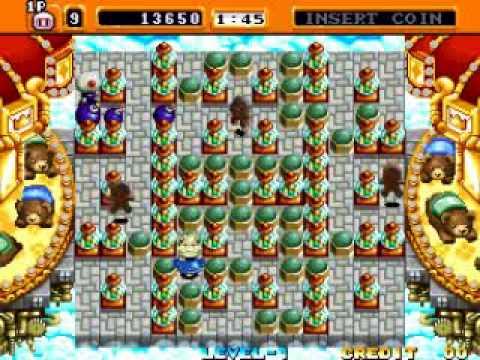 Neo Bomberman Neo Geo