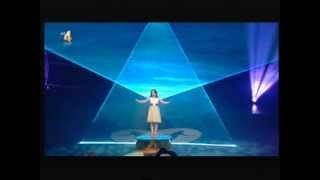 Amira Willighagen (9)  Sings Nessun Dorma At HOLLAND'S GOT TALENT Final 2013