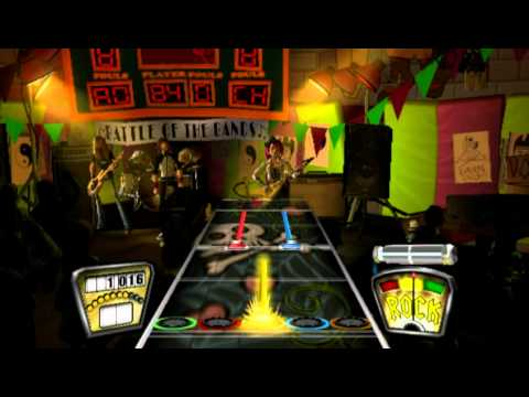 Guitar Hero Encore: Rock The 80s (PS2 Gameplay)