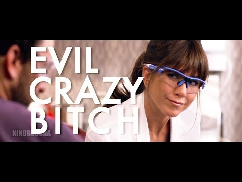 Horrible Bosses (2011) - Crazy Evil Bitch