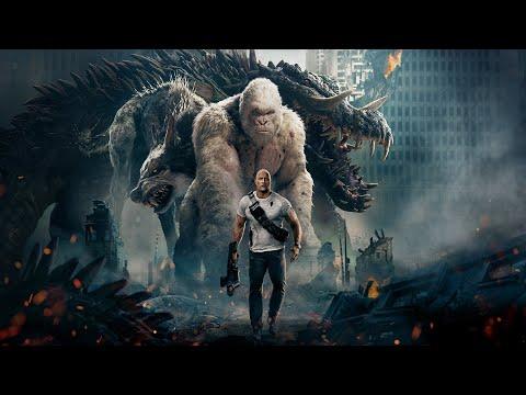 Rampage 2018 Movie Explained In Hindi | Pratiksha Nagar
