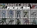 Minecraft Pacific Rim Mod Uprising Of The Kaiju Survive