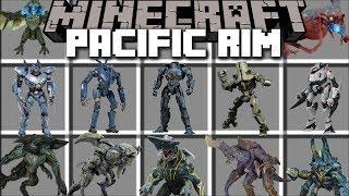 Video Minecraft PACIFIC RIM MOD / UPRISING OF THE JAEGERS SURVIVE THE BATTLE!! Minecraft MP3, 3GP, MP4, WEBM, AVI, FLV April 2018