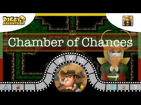 [~loki~] #7 Chambers Of Chances - Diggy's Adventure
