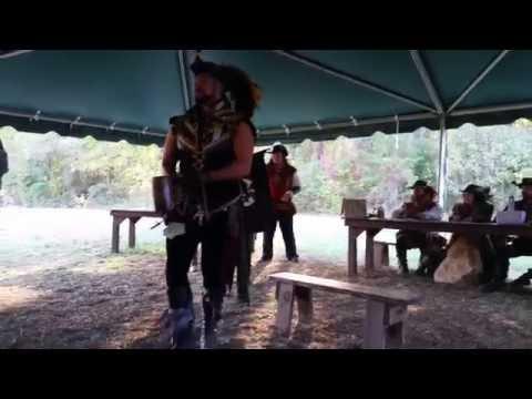 Carolina Renaissance Festival 2016 - Captain Francine Drakelove