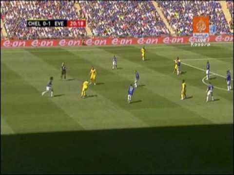Everton - Chelsea (Final - Copa FA 2009)
