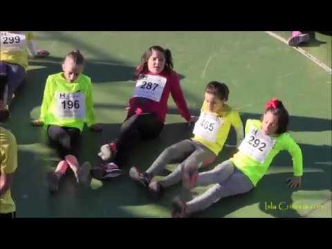 V Competición de Atletismo celebrada en Isla Cristina