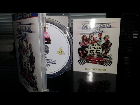 The Cannonball Run Blu-Ray And DVD Product Review