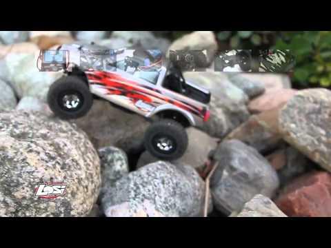 Losi 1/24 Micro 4x4 Trail Trekker™ RTR