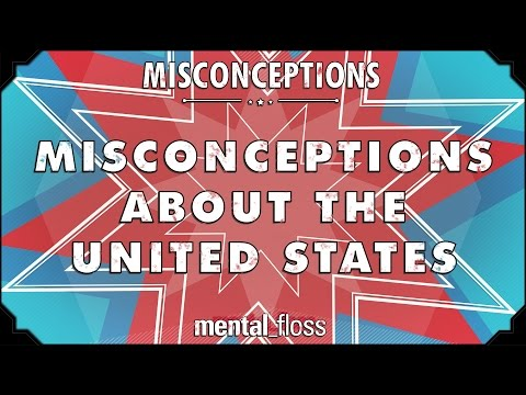 Misconceptions About the United States of America