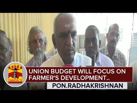 Union-Budget-will-be-focussed-upon-Farmers-Development-29-02-2016