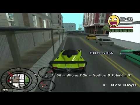 Pack de 5 Cleo Mods para GTA San Andreas PC 2013 Parte 1