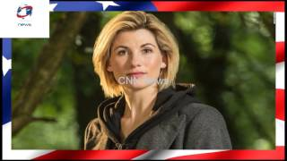 'Doctor Who': Jodie Whittaker chosen as first female Doctor Source Photo and Content: https://goo.gl/nxnfAE Subscribe CNN News :