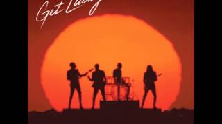 Video Get Lucky - Daft Punk (OFFICIAL RADIO EDIT) MP3, 3GP, MP4, WEBM, AVI, FLV Desember 2018