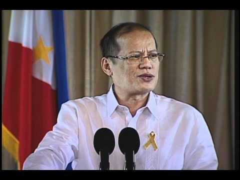 President Aquino Speech The Bagong Bayani Awards December
