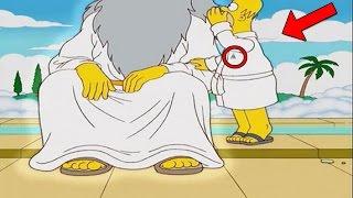 Esta Teoría Cambiará la Forma en que ves Los Simpson para Siempre.