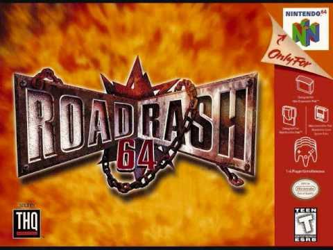 Road Rash 64 Nintendo 64