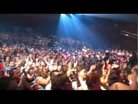 Gravação do DVD ao vivo - Daniel