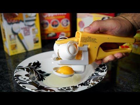 Egg Gizmos Seen on TV: Let's Test Them!