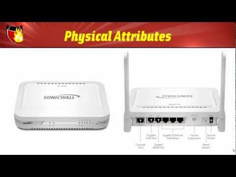 SonicWALL TZ 205 Review