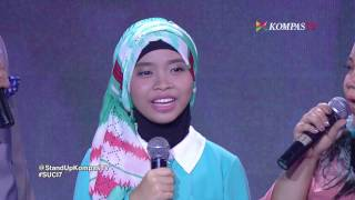 Video Boah: 'Penikmat Sabun Colek' - SUCI 7 MP3, 3GP, MP4, WEBM, AVI, FLV November 2017