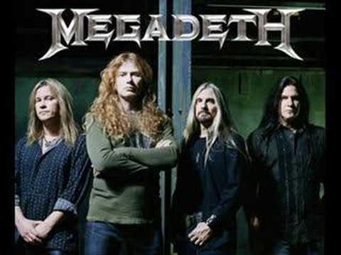 Megadeth - School's Out lyrics