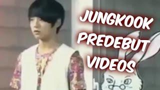 Video BTS Jungkook Predebut Videos MP3, 3GP, MP4, WEBM, AVI, FLV Juni 2018