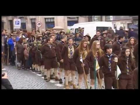 Inauguração da Nova Sede do Grupo 49 dos Escoteiros de Portugal - Vídeo