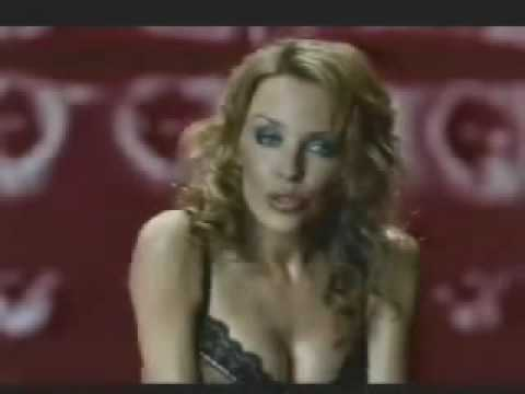 Banned Commercial - Kylie Minogue