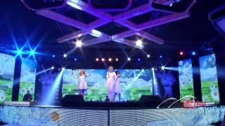 SONA  &  Raisa Avanesyan Elina Margaryan Ромашки любви    The Voice of Armenia   Final   Season 3