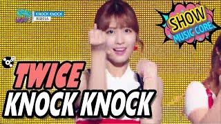 [HOT] TWICE(트와이스) - KNOCK KNOCK, Show Music core 20170304