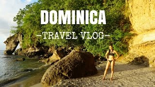 Watch in HD for best quality* Come with me as I explore one of the Caribbean's best kept secrets: Dominica, the nature island!
