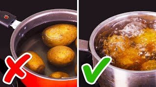 Video 30 KITCHEN HACKS THAT WILL MAKE YOU THE BEST CHEF EVER MP3, 3GP, MP4, WEBM, AVI, FLV November 2018