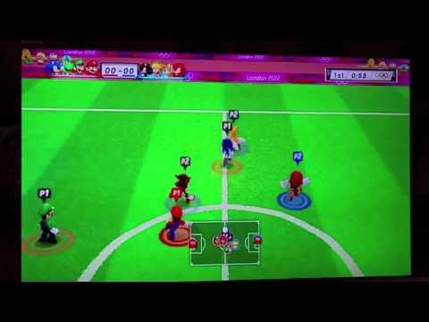 Mini-jeux oeufs et football